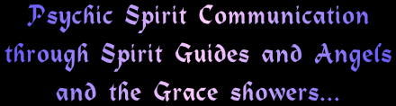psychic spirit guides and angels communication